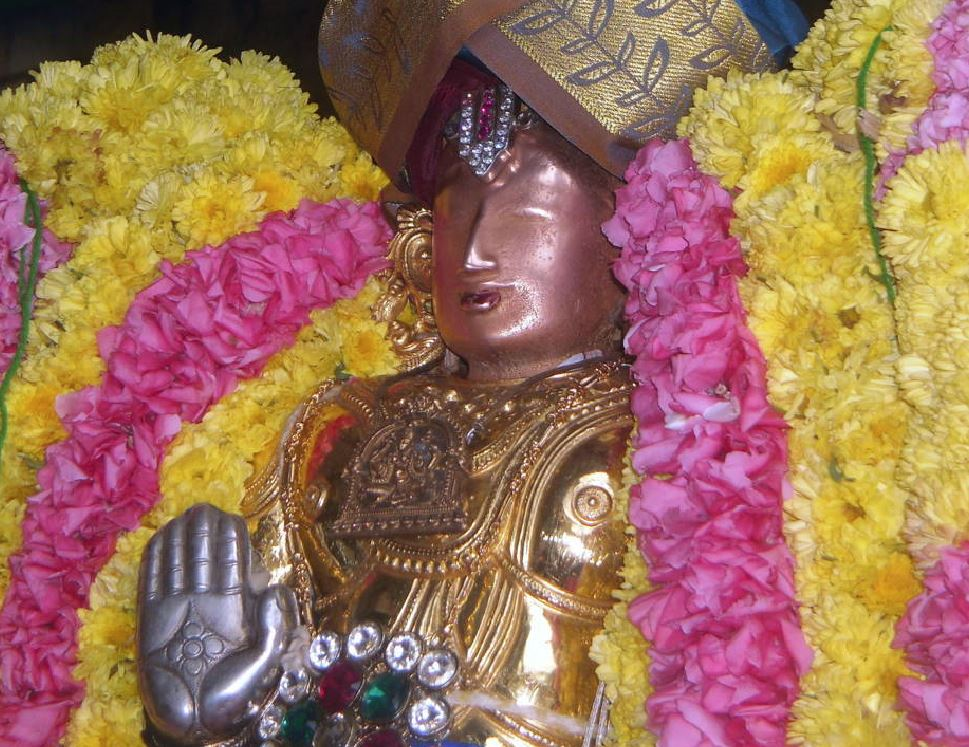 Thirukannamangai Sri Bhakthavatsala Perumal Pagal Pathu day  7