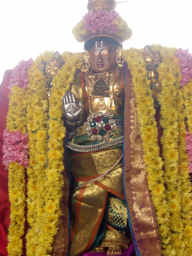 Thirukannamangai Sri Bhakthavatsala Perumal Temple Pagal Pathu Day 4-2014-07