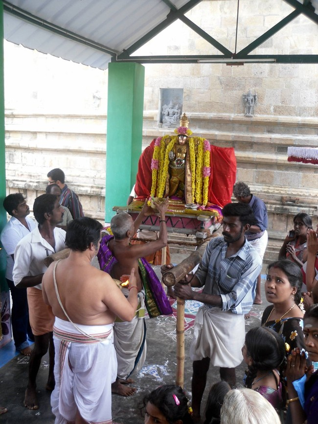 Thirukannamangai Sri Bhakthavatsala Perumal Temple Pagal Pathu Day 4-2014-10