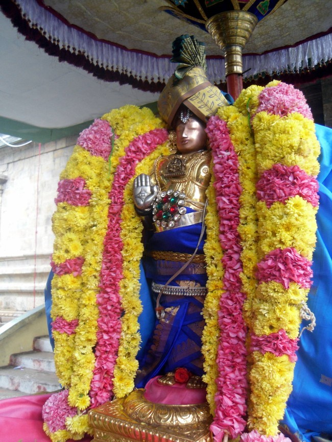 Thirukannamangai Sri Bhakthavatsala Perumal Temple Pagal pathu day 7-2014-08