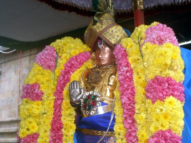 Thirukannamangai Sri Bhakthavatsala Perumal Temple Pagal pathu day 7-2014-10