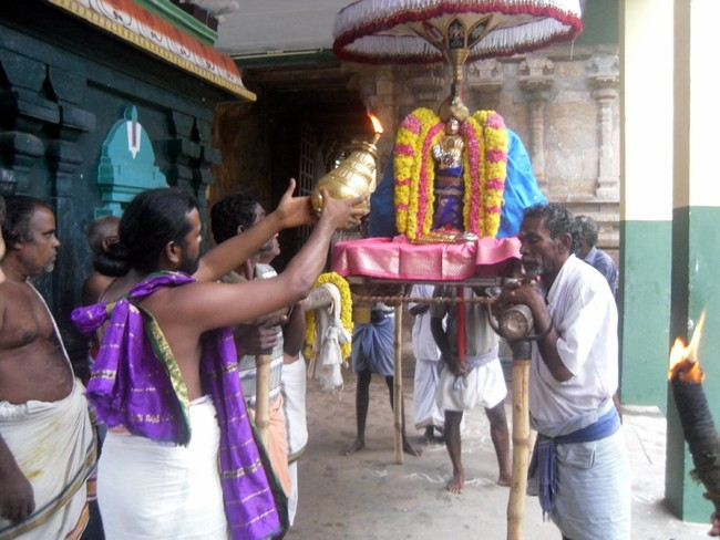Thirukannamangai Sri Bhakthavatsala Perumal Temple Pagal pathu day 7-2014-14