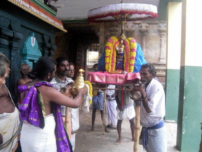 Thirukannamangai Sri Bhakthavatsala Perumal Temple Pagal pathu day 7-2014-15