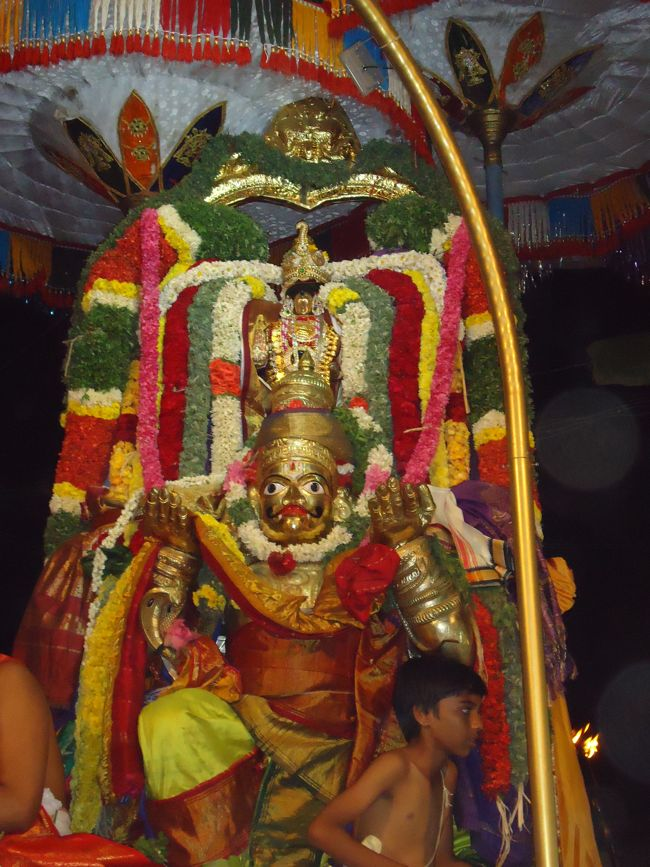 20, 21ST JAN 15 - THIRUNANGUR 11 GARUDASEVAI (431)
