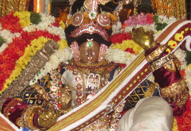 Thirucherai Sri Saranatha Perumal Temple Pagal Pathu Nachiyar Thirukolam  2014-2
