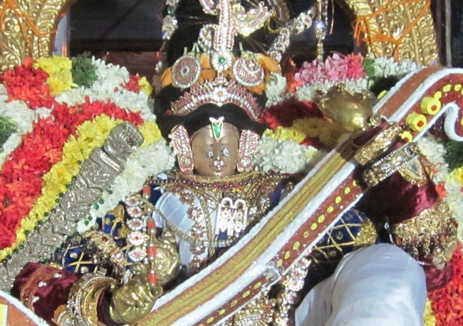 Thirucherai Sri Saranatha Perumal Temple Pagal Pathu Nachiyar Thirukolam  2014-4