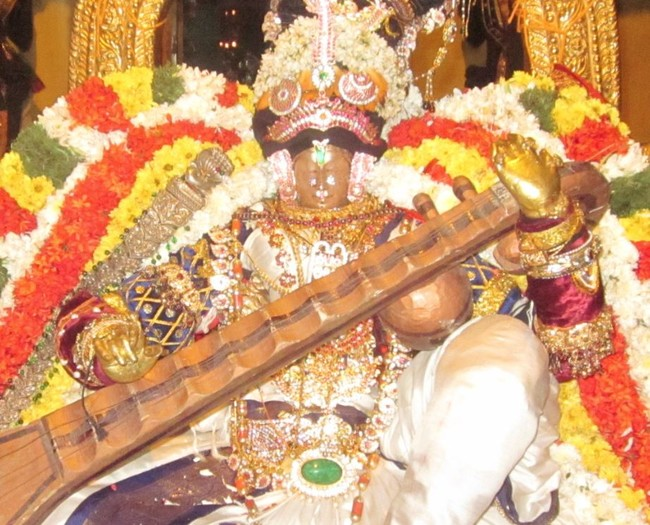 Thirucherai Sri Saranatha Perumal Temple Pagal Pathu Nachiyar Thirukolam  2014-9
