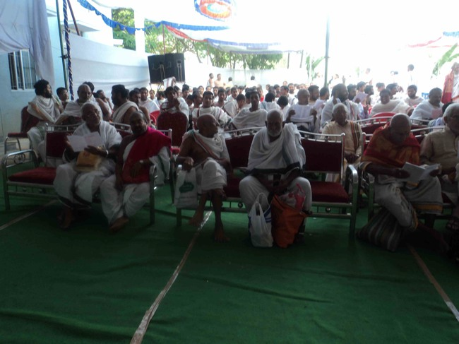 Tirupati veda Vedanga and Shastra Conference in sanskrit-2015-05