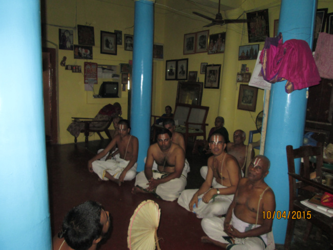 Sri U.Ve Kovil Kanthadai Thirunakshatiram (25)