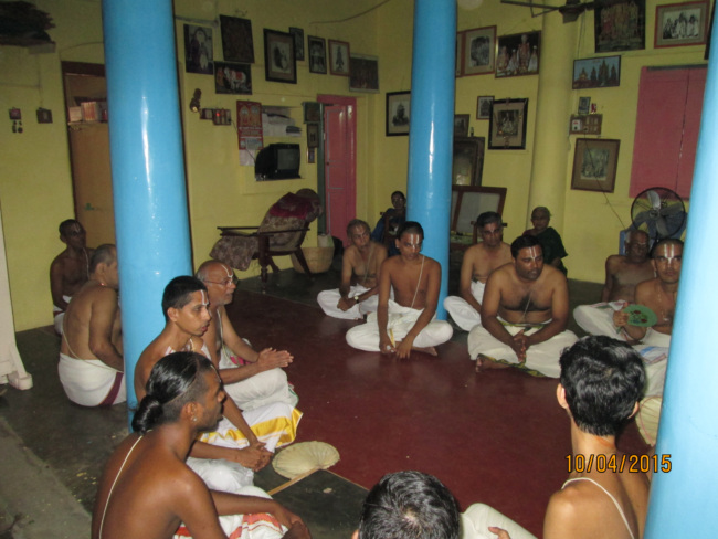 Sri U.Ve Kovil Kanthadai Thirunakshatiram (27)