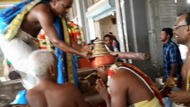 Thiruvinnagar Sri Oppilliappan Venkatachalapathi Temple Panguni Brahmotsavam Commences11