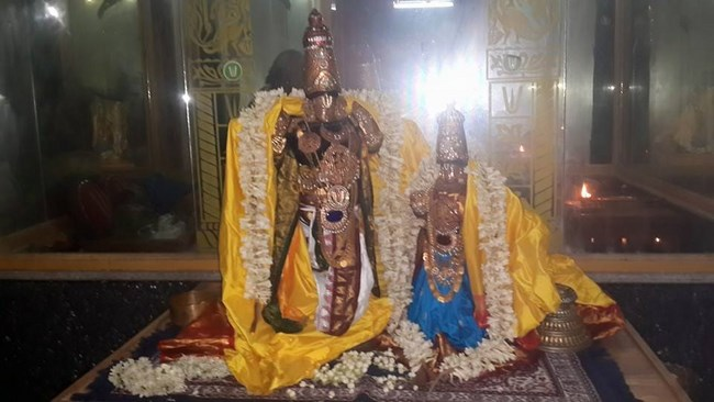 Thiruvinnagar Sri Oppilliappan Venkatachalapathi Temple Panguni Brahmotsavam Commences21