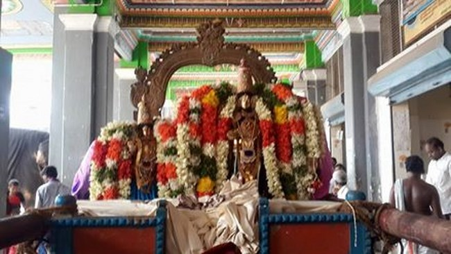 Thiruvinnagar Sri Oppilliappan Venkatachalapathi Temple Panguni Brahmotsavam Commences28