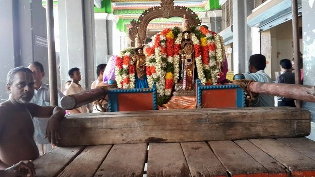Thiruvinnagar Sri Oppilliappan Venkatachalapathi Temple Panguni Brahmotsavam Commences29