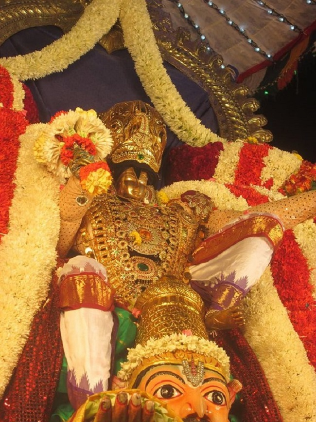 Pondicherry Sri Srinivasa Perumal Temple Brahmotsavam13