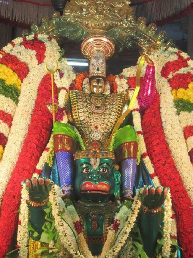 Pondicherry Sri Srinivasa Perumal Temple Brahmotsavam14