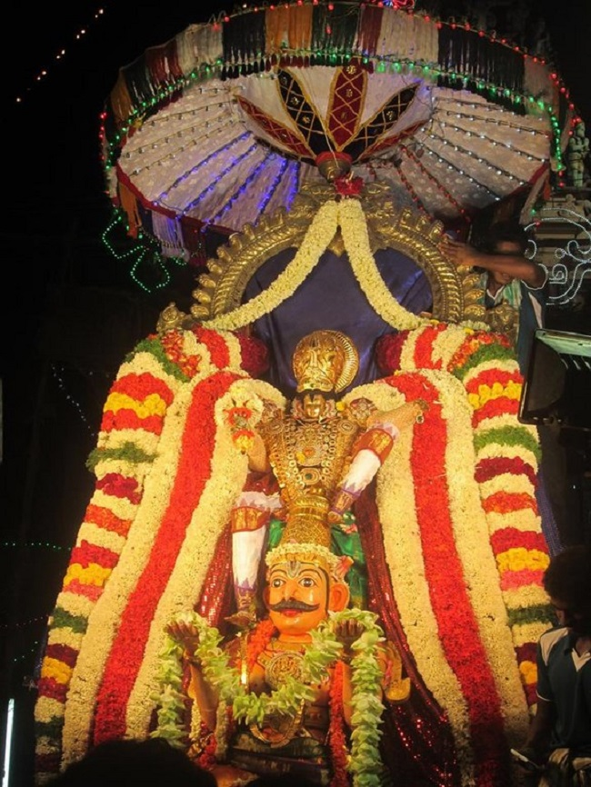 Pondicherry Sri Srinivasa Perumal Temple Brahmotsavam16