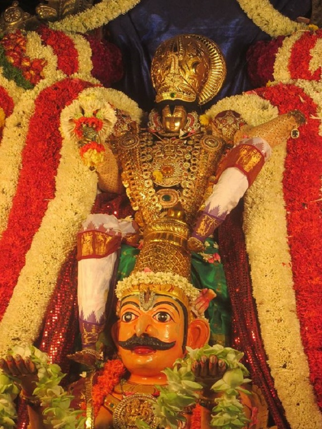 Pondicherry Sri Srinivasa Perumal Temple Brahmotsavam5