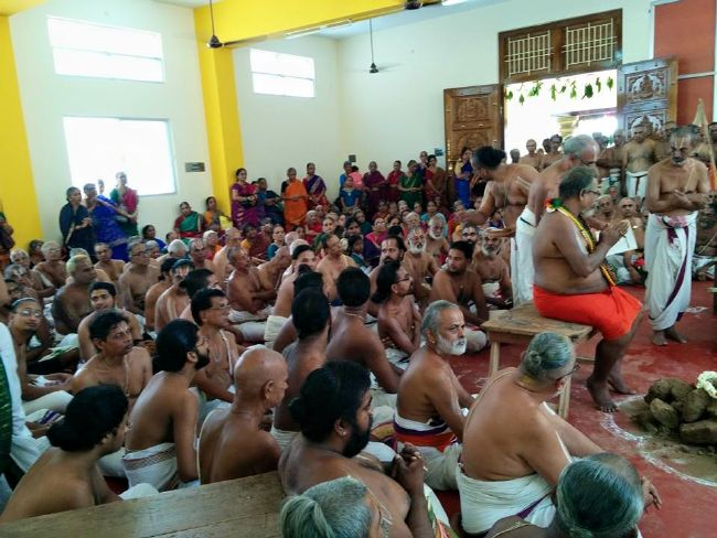 HH 46th Srimad Azhagiyasingar 7th Chaturmasya Sankalpam at Kalyanapuram 2015 12