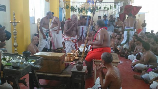HH 46th Srimad Azhagiyasingar 7th Chaturmasya Sankalpam at Kalyanapuram 2015 14