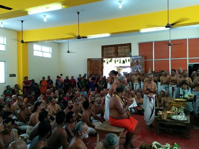 HH 46th Srimad Azhagiyasingar 7th Chaturmasya Sankalpam at Kalyanapuram 2015 15