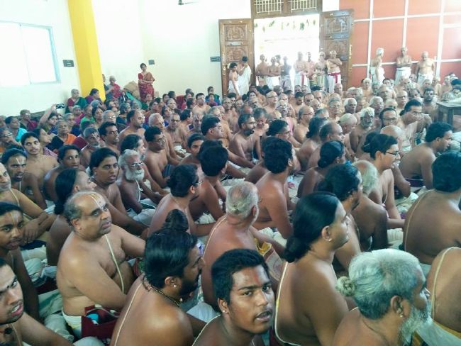 HH 46th Srimad Azhagiyasingar 7th Chaturmasya Sankalpam at Kalyanapuram 2015 17