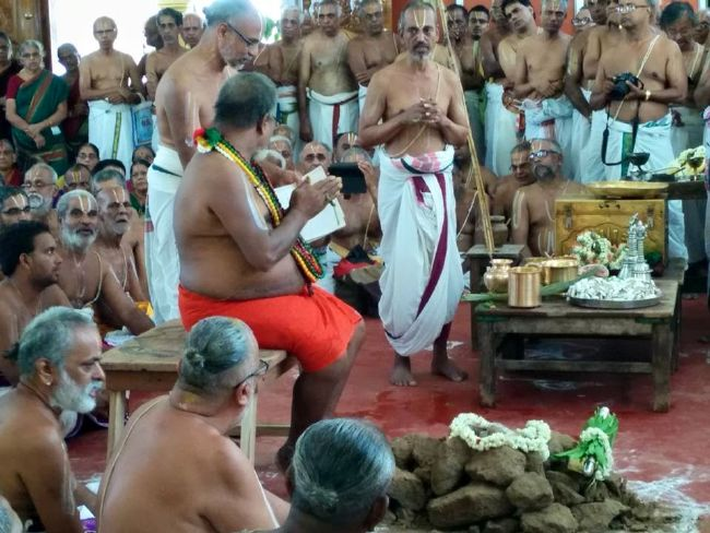 HH 46th Srimad Azhagiyasingar 7th Chaturmasya Sankalpam at Kalyanapuram 2015 18