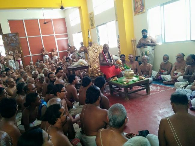 HH 46th Srimad Azhagiyasingar 7th Chaturmasya Sankalpam at Kalyanapuram 2015 19