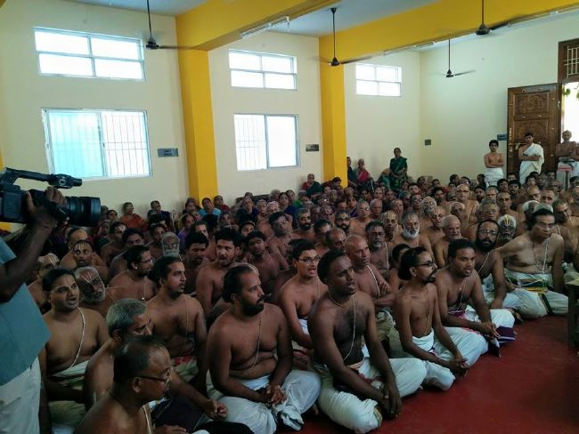 HH 46th Srimad Azhagiyasingar 7th Chaturmasya Sankalpam at Kalyanapuram 2015 21
