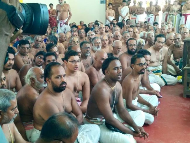 HH 46th Srimad Azhagiyasingar 7th Chaturmasya Sankalpam at Kalyanapuram 2015 23