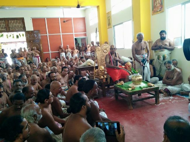 HH 46th Srimad Azhagiyasingar 7th Chaturmasya Sankalpam at Kalyanapuram 2015 24