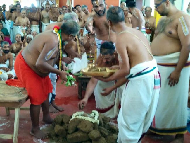 HH 46th Srimad Azhagiyasingar 7th Chaturmasya Sankalpam at Kalyanapuram 2015 26