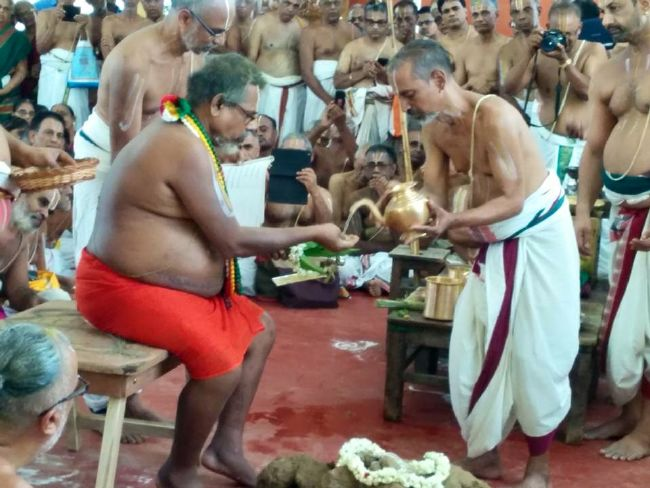 HH 46th Srimad Azhagiyasingar 7th Chaturmasya Sankalpam at Kalyanapuram 2015 29