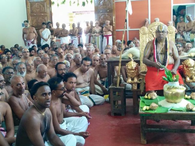 HH 46th Srimad Azhagiyasingar 7th Chaturmasya Sankalpam at Kalyanapuram 2015 32