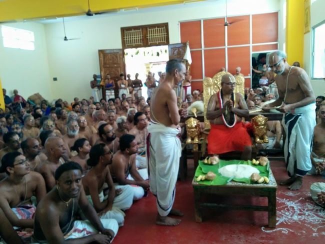 HH 46th Srimad Azhagiyasingar 7th Chaturmasya Sankalpam at Kalyanapuram 2015 33