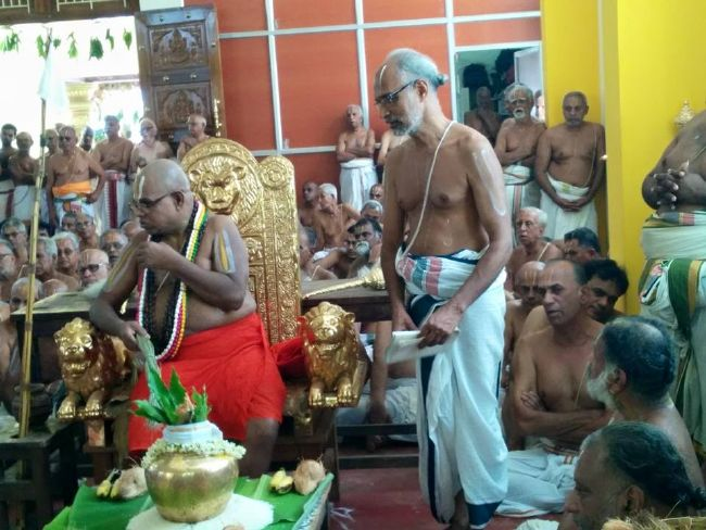 HH 46th Srimad Azhagiyasingar 7th Chaturmasya Sankalpam at Kalyanapuram 2015 34