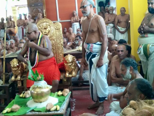 HH 46th Srimad Azhagiyasingar 7th Chaturmasya Sankalpam at Kalyanapuram 2015 36
