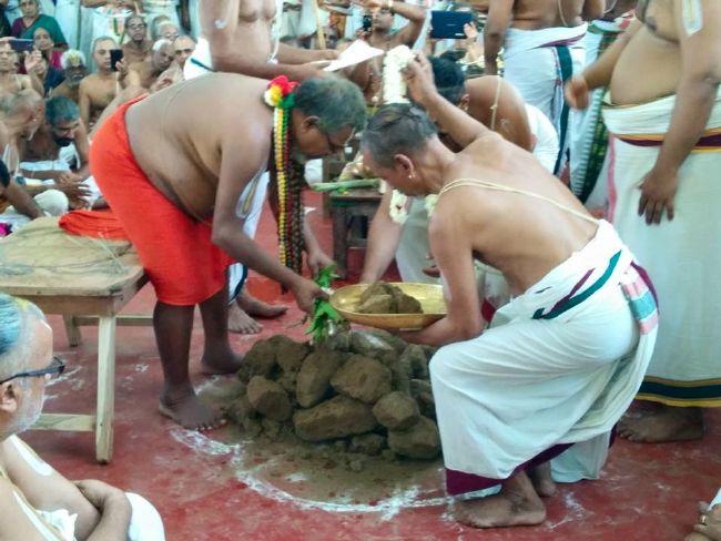 HH 46th Srimad Azhagiyasingar 7th Chaturmasya Sankalpam at Kalyanapuram 2015 37