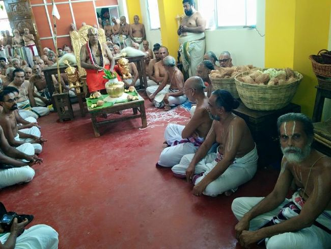 HH 46th Srimad Azhagiyasingar 7th Chaturmasya Sankalpam at Kalyanapuram 2015 41