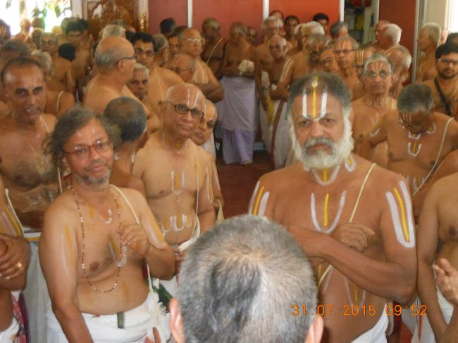 HH 46th Srimad Azhagiyasingar 7th Chaturmasya Sankalpam at Kalyanapuram 2015 42