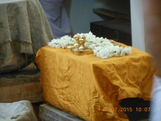 HH 46th Srimad Azhagiyasingar 7th Chaturmasya Sankalpam at Kalyanapuram 2015 44