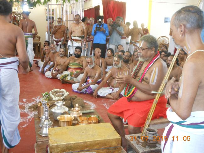 HH 46th Srimad Azhagiyasingar 7th Chaturmasya Sankalpam at Kalyanapuram 2015 47