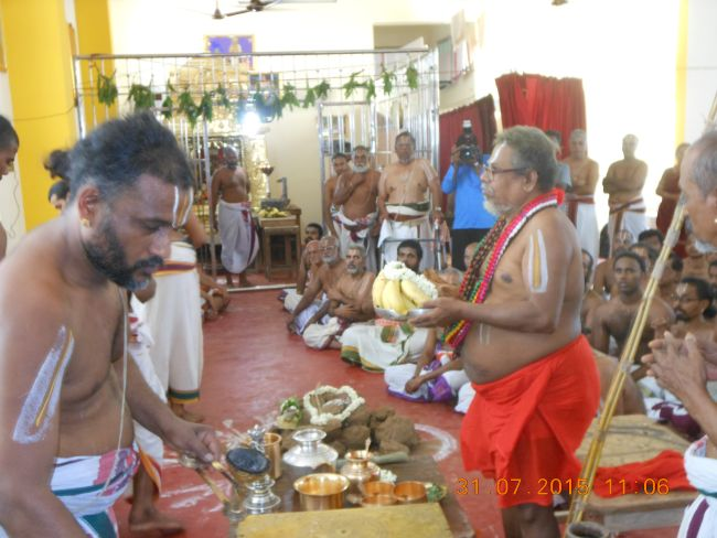 HH 46th Srimad Azhagiyasingar 7th Chaturmasya Sankalpam at Kalyanapuram 2015 49