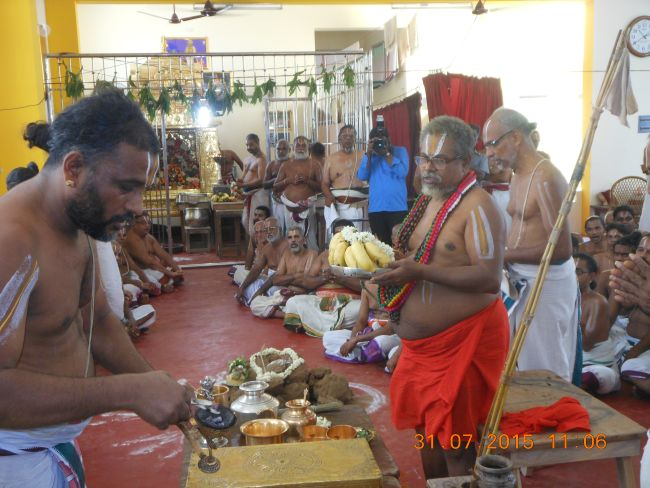 HH 46th Srimad Azhagiyasingar 7th Chaturmasya Sankalpam at Kalyanapuram 2015 50