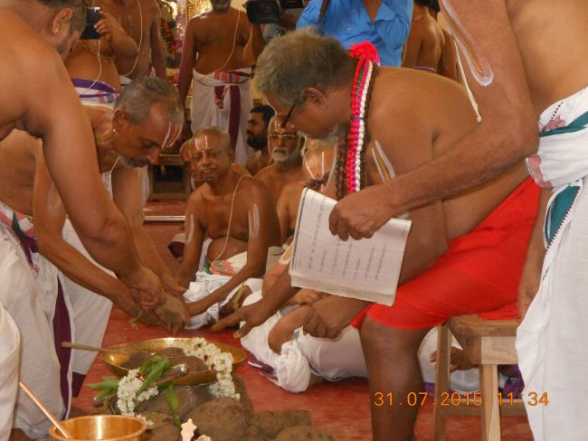 HH 46th Srimad Azhagiyasingar 7th Chaturmasya Sankalpam at Kalyanapuram 2015 55