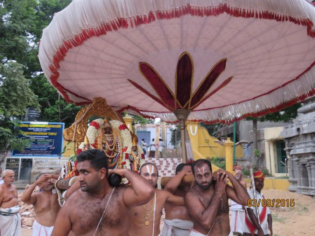 Kanchi Sri Devarajaswami Temple Pavithrotsavam day 6 -2015 07