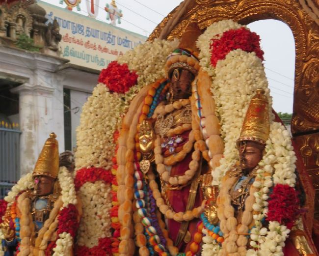 Kanchi Sri Devarajaswami Temple Pavithrotsavam day 6 -2015 16