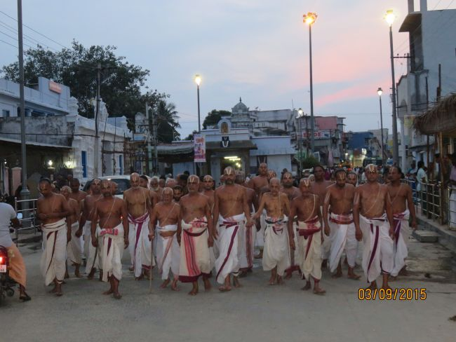 Kanchi Sri Devarajaswami Temple Pavithrotsavam day 6 -2015 21