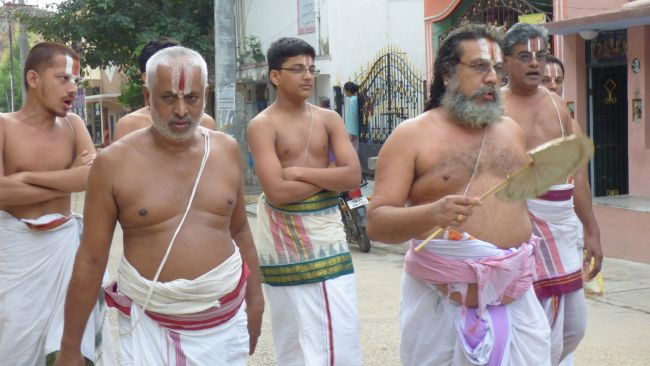 Thoopul  Swami desikan Thirunakshatra Utsavam day 6 Morning 2015 02