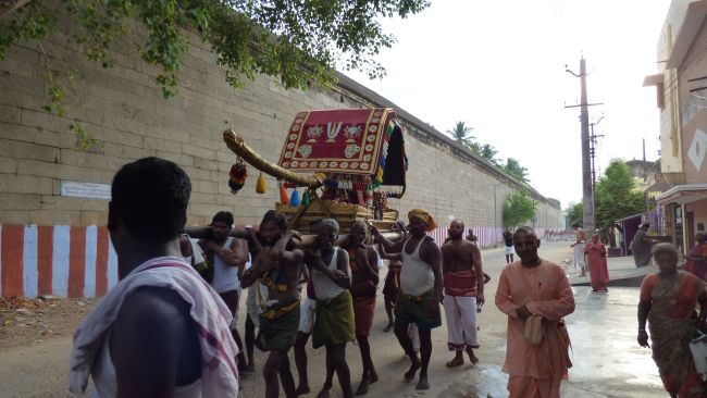 Thoopul  Swami desikan Thirunakshatra Utsavam day 6 Morning 2015 03